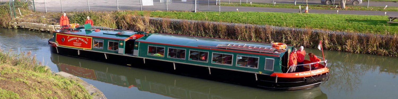 Barbara McLellan Trip Boat